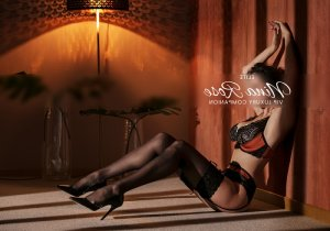 Oryanna high end escorts in New Romney
